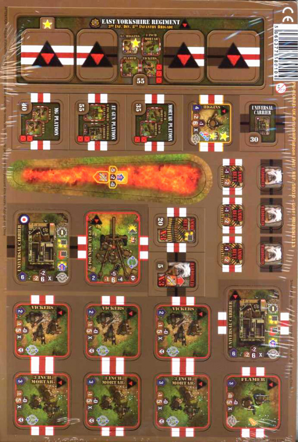 Heroes of Normandie: UK British Platoon