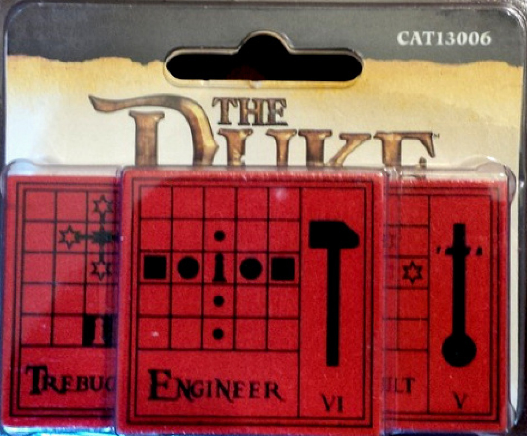 The Duke: Siege Engines Middle Ages Expansion