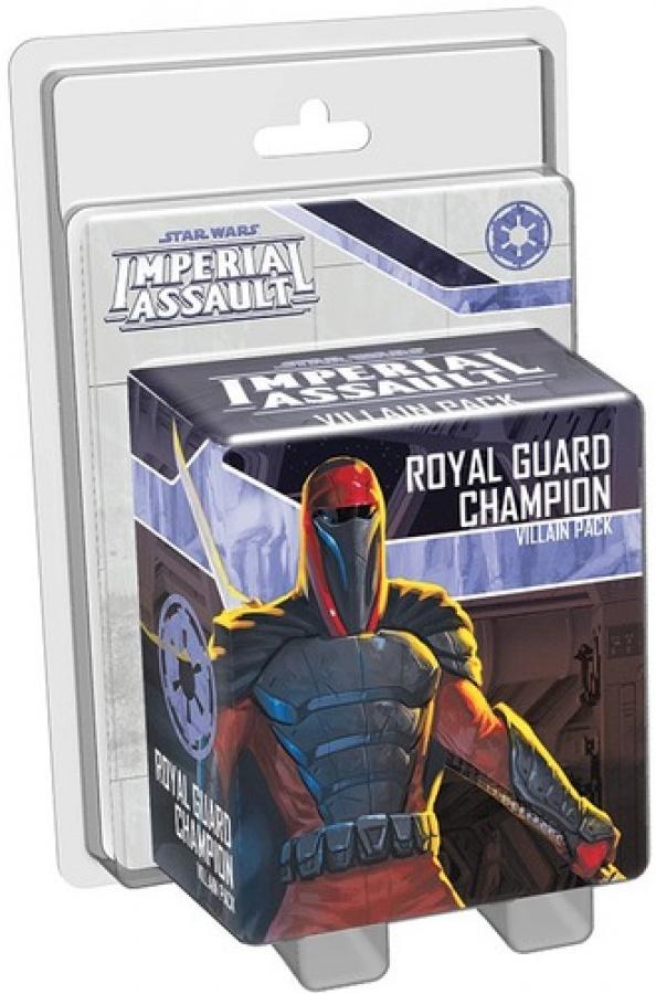 Star Wars: Imperial Assault - Royal Guard Champion Villain Pack