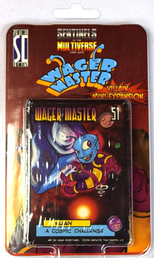 Sentinels of the Multiverse: Wager Master