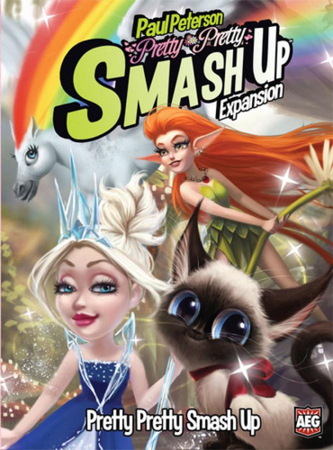 Smash Up: Pretty Pretty