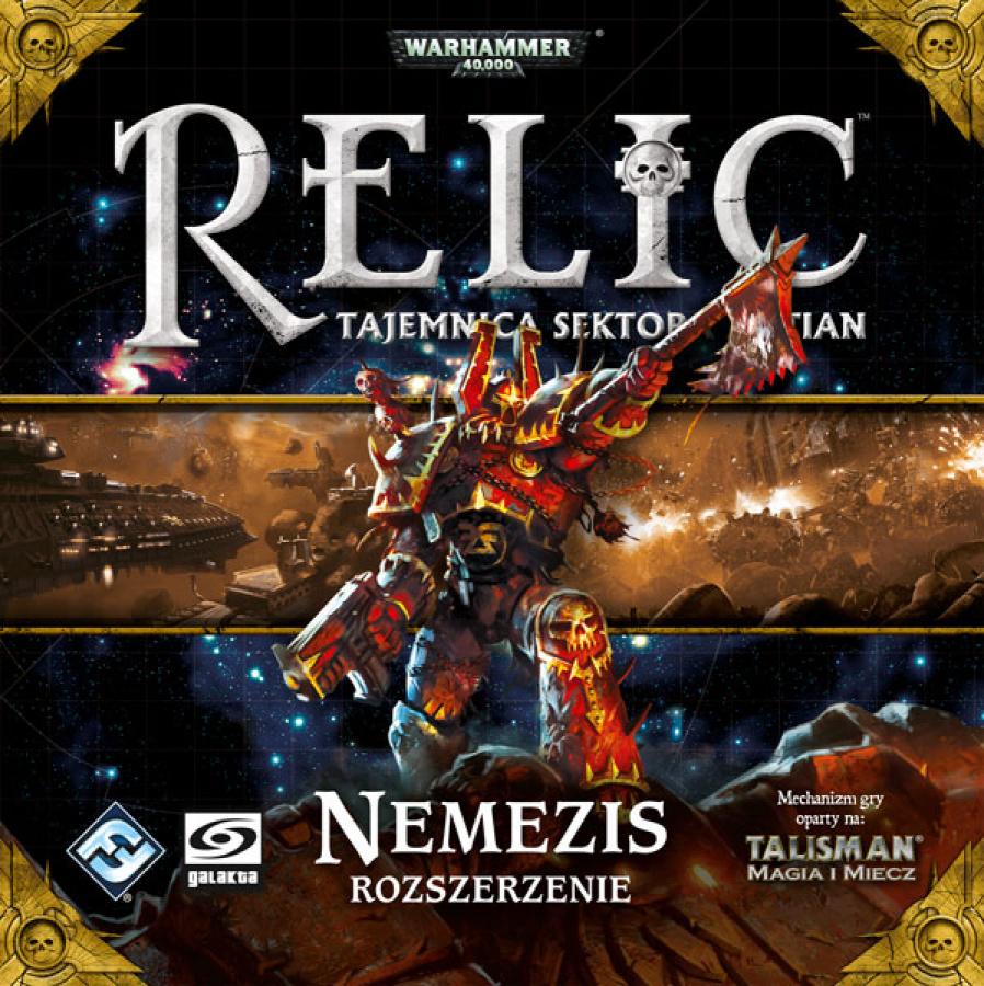 Relic: Nemezis (rozszerzenie)