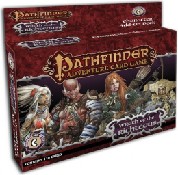 Pathfinder Adventure Card Game: Wrath of Righteous Character Add-On Deck