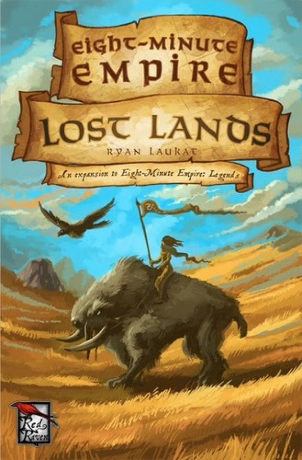 Eight-Minute Empire: Legends - Lost Lands