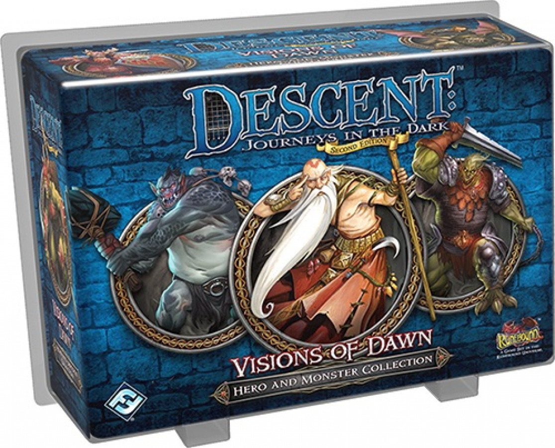 Descent: Journeys in the Dark - Visions of Dawn