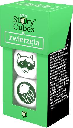 Story Cubes:Zwierzęta