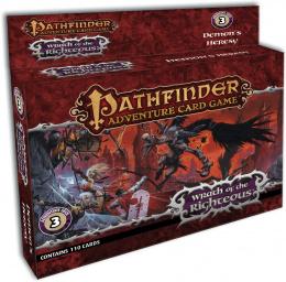 Pathfinder Adventure Card Game: Wrath of Righteous - Demon's Heresy Adventure Deck
