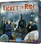 Ticket to Ride: United Kingdom + Pennsylvania