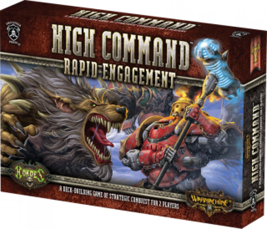 Hordes: High Command - Rapid Engagement