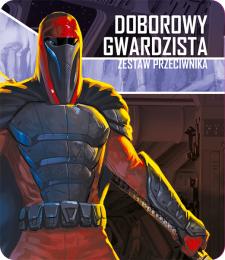 Star Wars: Imperium Atakuje - Doborowy Gwardzista, Zestaw Przeciwnika