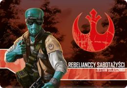 Star Wars: Imperium Atakuje - Rebelianccy Sabotażyści, Zestaw Sojusznika