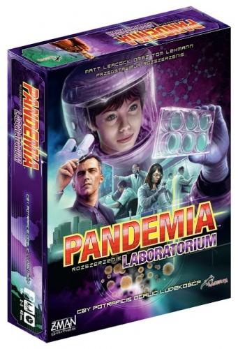 Pandemia: Laboratorium