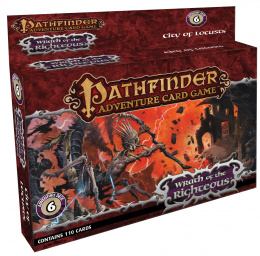 Pathfinder Adventure Card Game - Wrath of the Righteous Adventure Deck 6: City of Locusts
