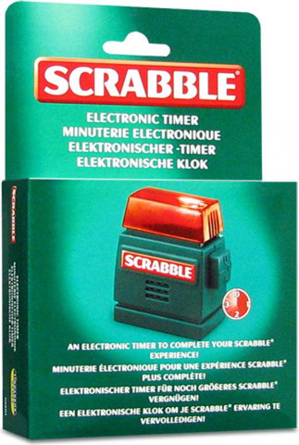 Scrabble Timer - zegar elektroniczny