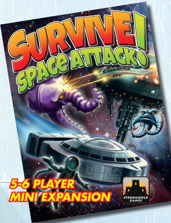 Survive: Space Attack! - 5-6 Players Mini Expansion