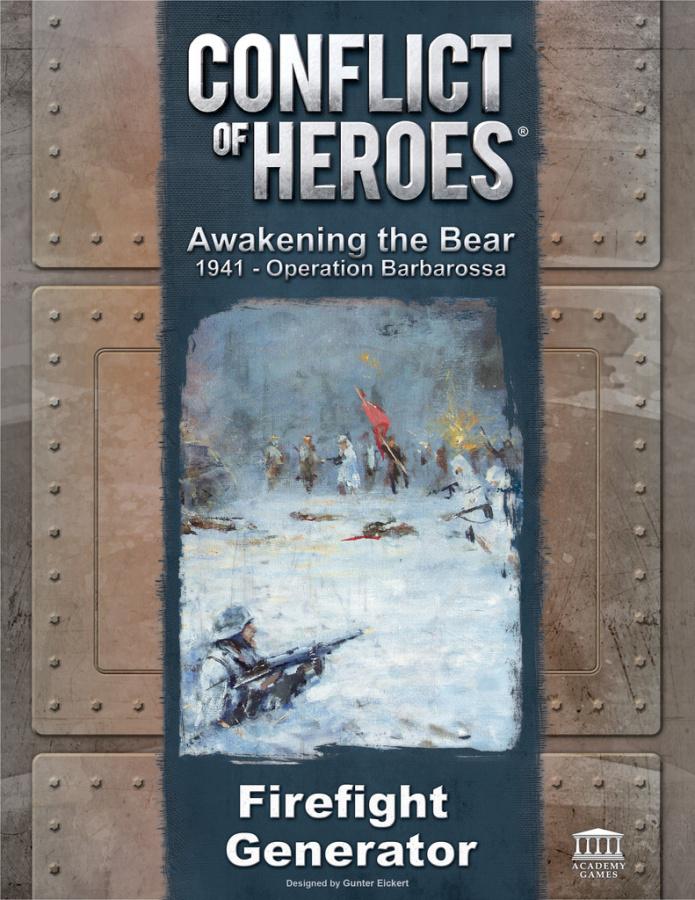 Conflict of Heroes: Awakening the Bear – Firefight Generator