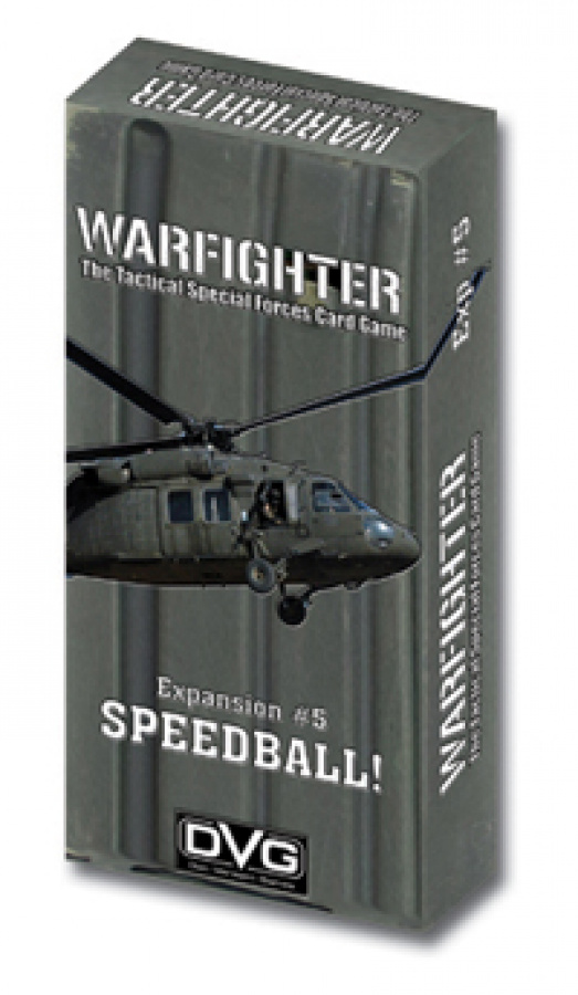 Warfighter: Expansion 5 - Speedball