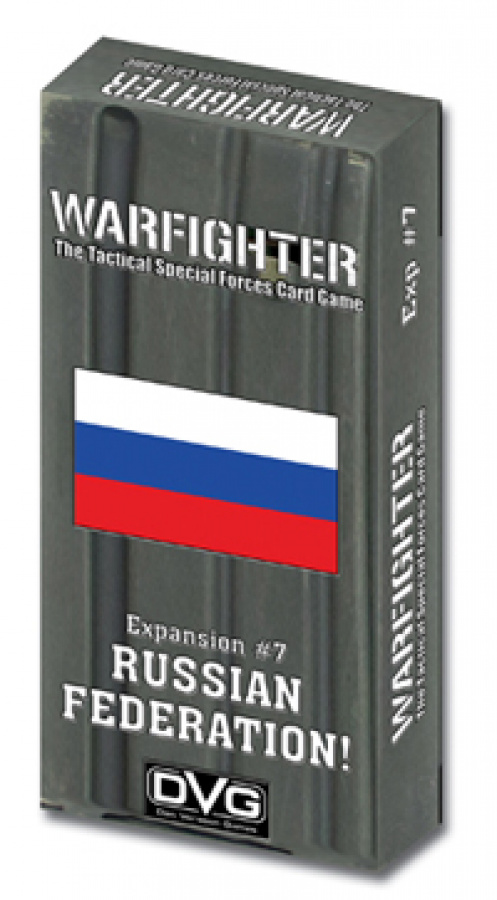 Warfighter: Expansion 7 - Russian Federation