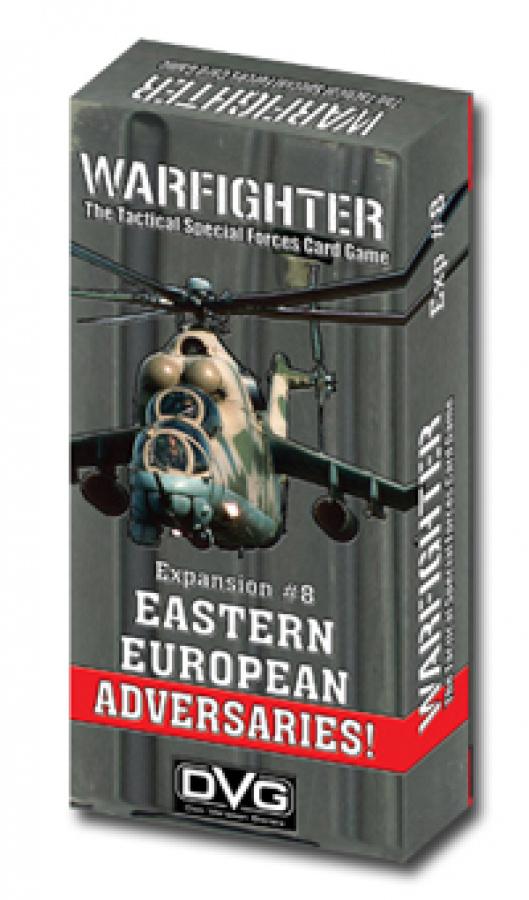 Warfighter: Expansion 8 - Eastern European Adversaries