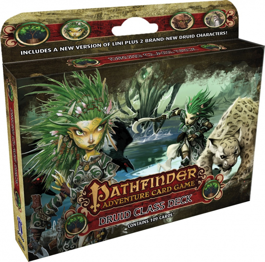 Pathfinder Adventure Card Game: Class Deck - Druid