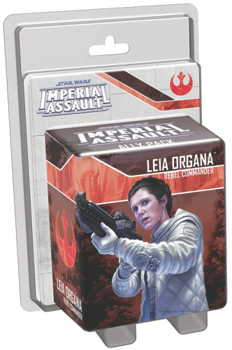 Star Wars: Imperial Assault - Leia Organa Rebel Commander