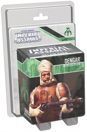 Star Wars: Imperial Assault - Dengar Ruthless Killer