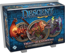 Descent: Journeys in the Dark - Treaty of Champions