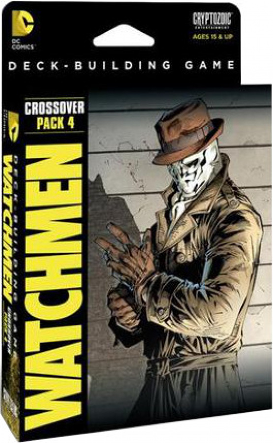 DC Comics Deck-building Game: Crossover Pack 4 - Watchmen
