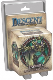 Descent: Journeys in the Dark - Zarihell Lieutenant Pack