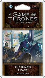 A Game of Thrones: The Card Game (2ed) - The King's Peace