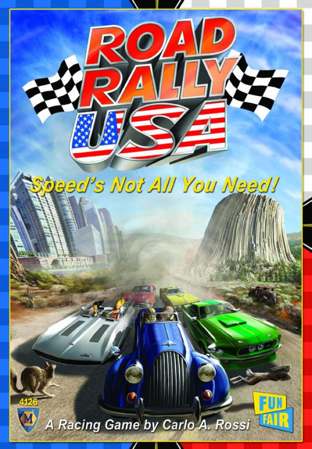 Road Rally USA