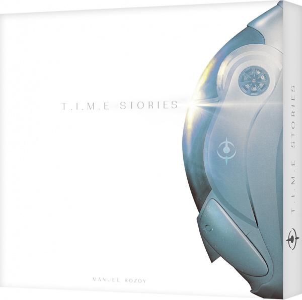 T.I.M.E Stories (edycja Wspieram.to) + dodatkowe karty