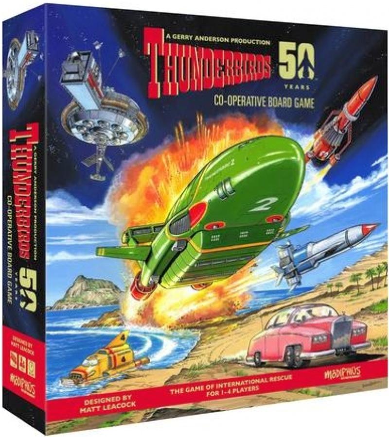 Thunderbirds: Co-operative Board Game