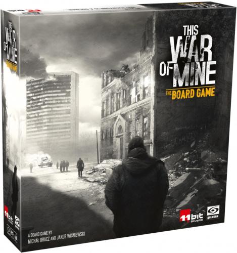 This War of Mine: Gra planszowa (edycja polska)