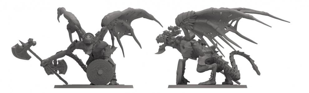 Gargoyle mini-boss