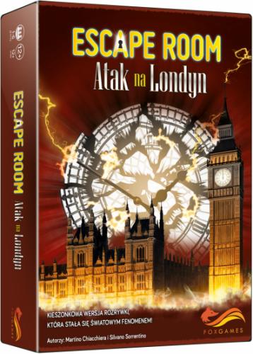 Escape Room: Atak na Londyn