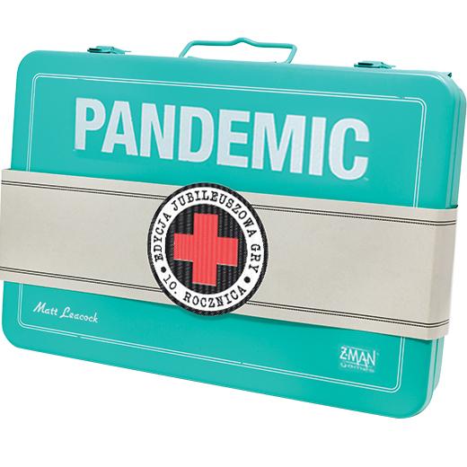 Pandemic 10th Anniversary (edycja polska)