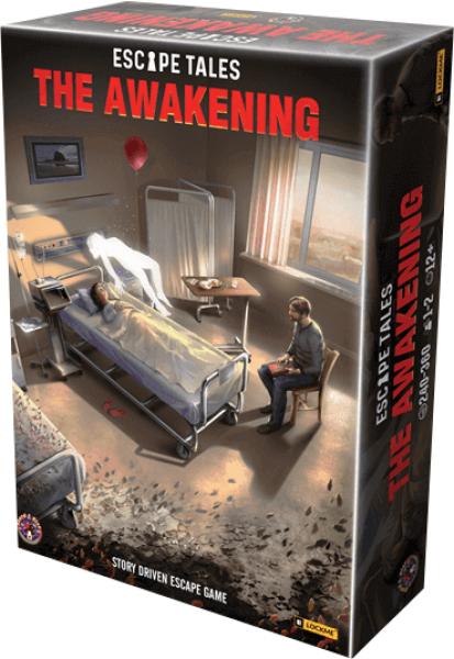 Escape Tales: The Awakening (Rytuał przebudzenia)