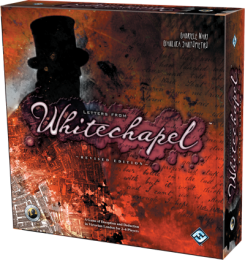 Letters from Whitechapel (edycja angielska)