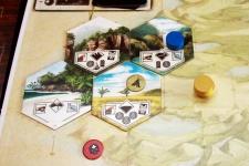 zdjęcie starej edycji gry Robinson Crusoe
