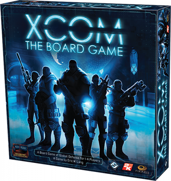 XCOM: The Boardgame