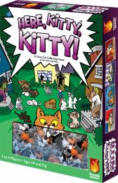 Here, Kitty, Kitty!