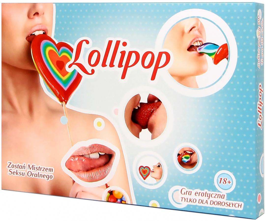 Lollipop - Gra Erotyczna