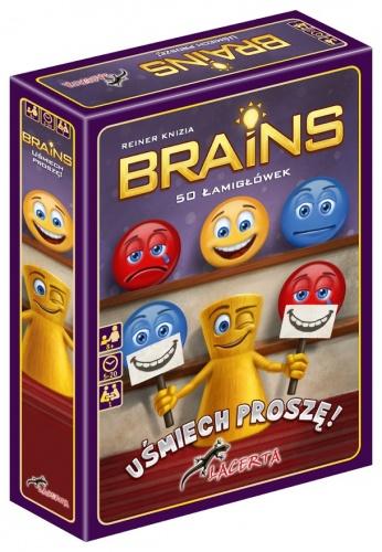 Brains: Uśmiech proszę!