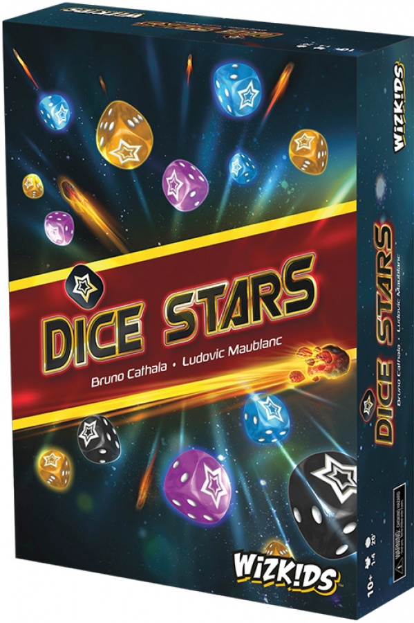 Dice Stars (edycja angielska)