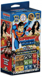 DC Dice Masters: Superman and Wonder Woman Starter Set
