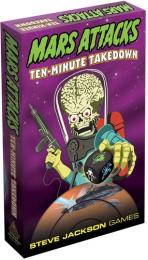 Mars Attacks: Ten-Minute Takedown