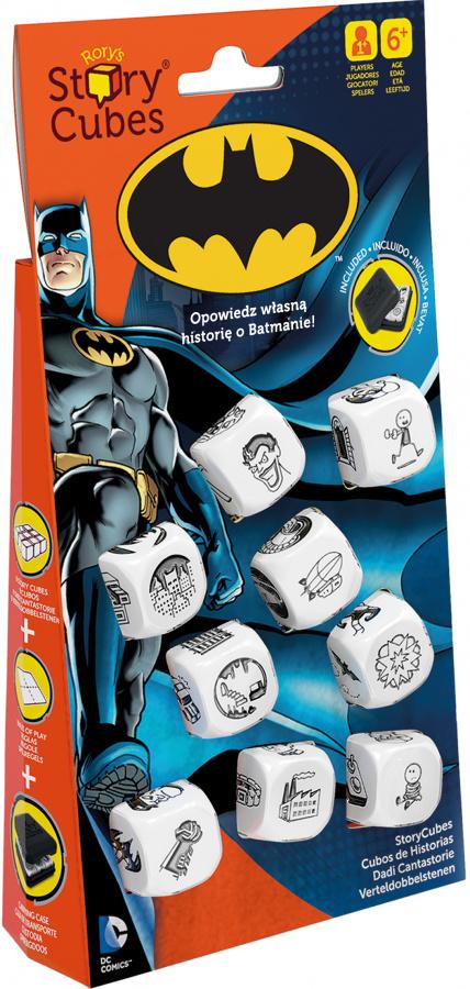 Story Cubes:Batman