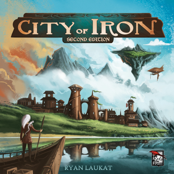 City Of Iron (2nd Edition)