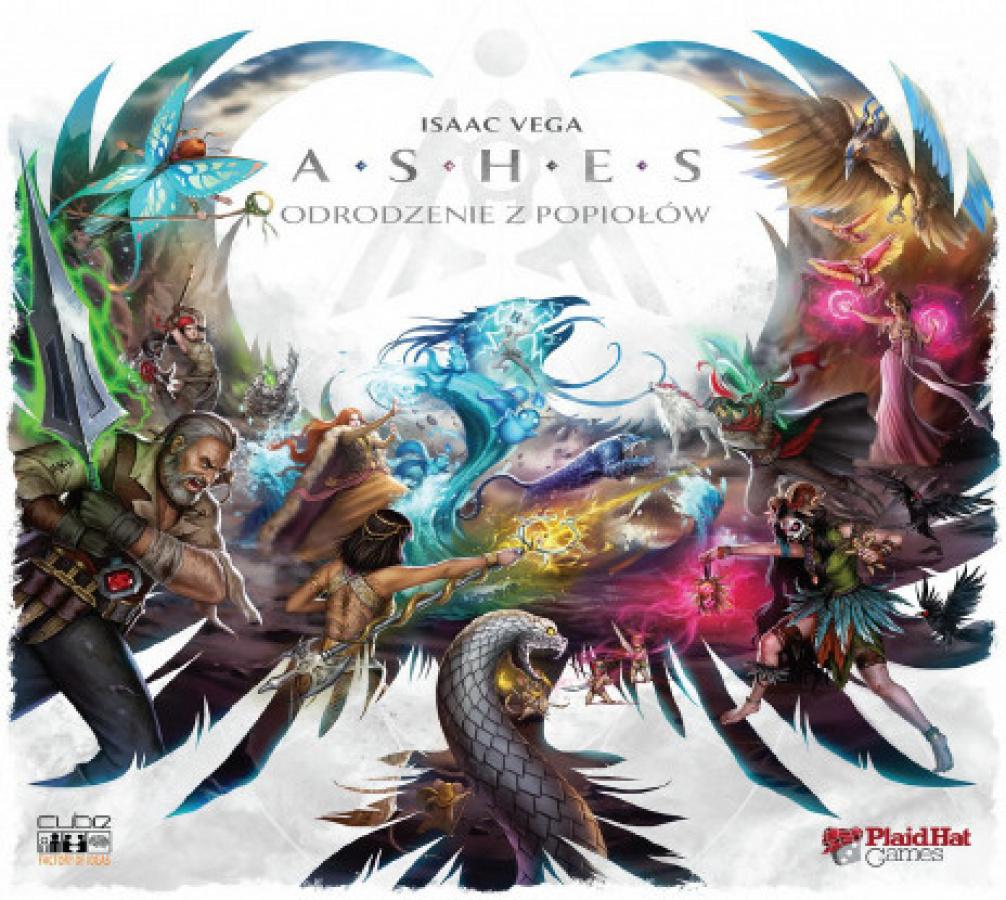 Ashes: Odrodzenie z Popiołów